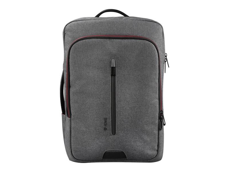 Batoh pro notebook YENKEE YBB 1522GY TARMAC 3v1 15.6