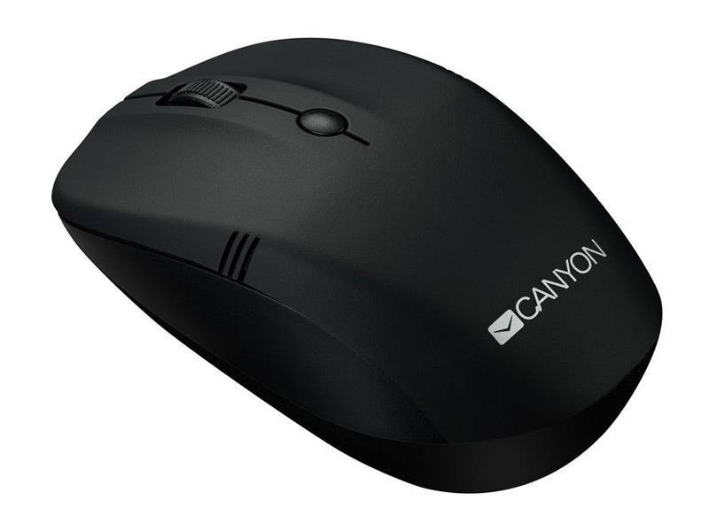 Myš bezdrôtová CANYON CNE-CMSW03B