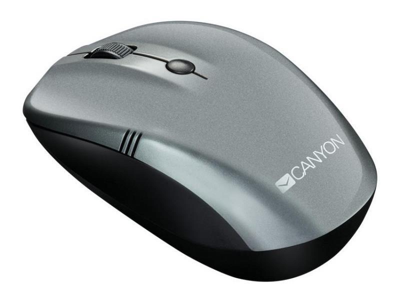 Myš bezdrôtová CANYON CNE-CMSW03DG
