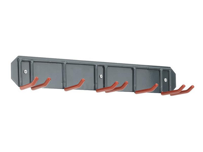 Držiak lyží na stenu COMPASS XC-80010 na 3 páry