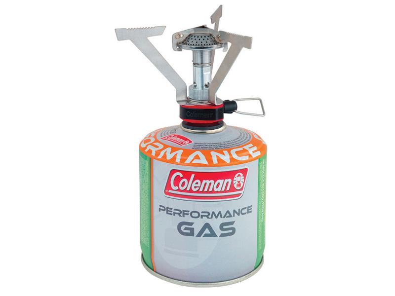 Varič plynový COLEMAN FYRELITE START + kartuša C300 PERFORMANCE