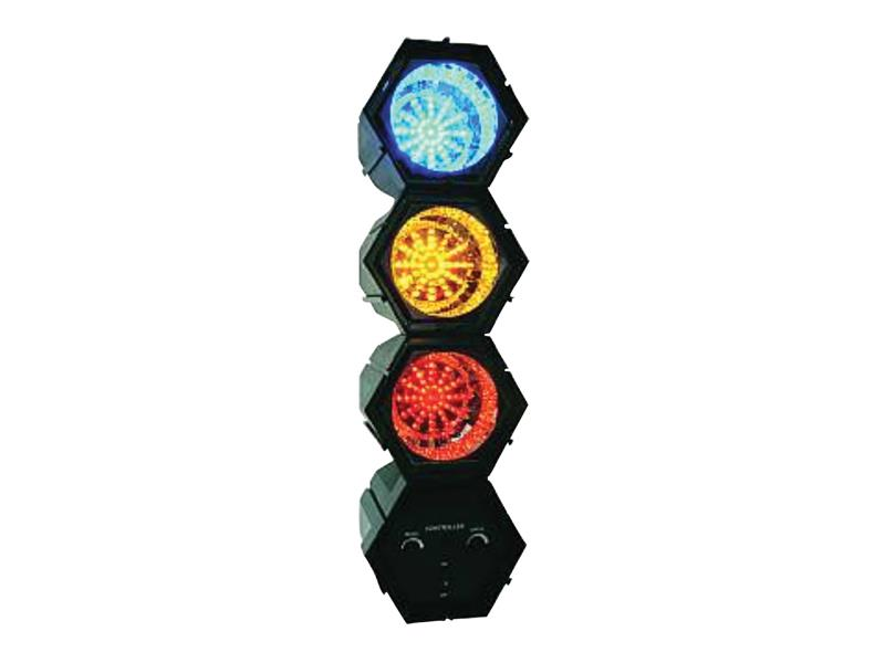 Efekt LED-3 barevná hudba