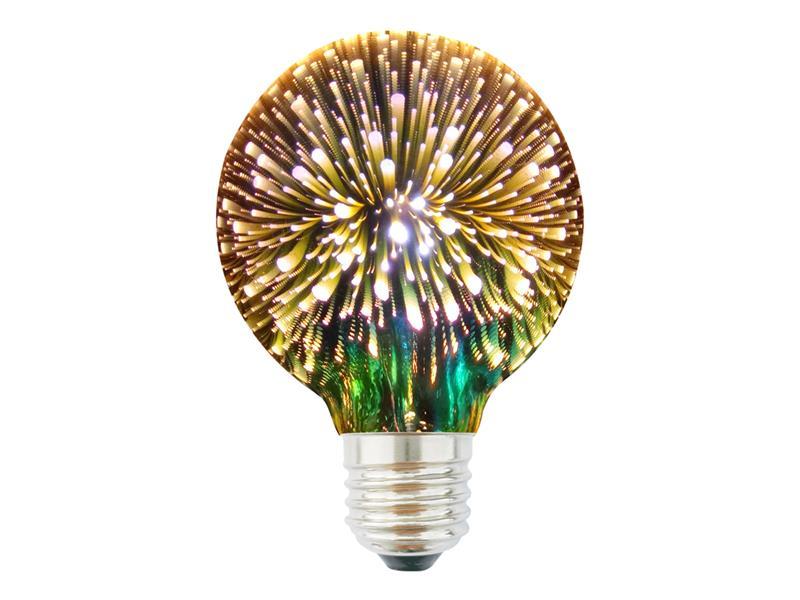 Dekorácia vianočná RETLUX RXL309 žiarovka