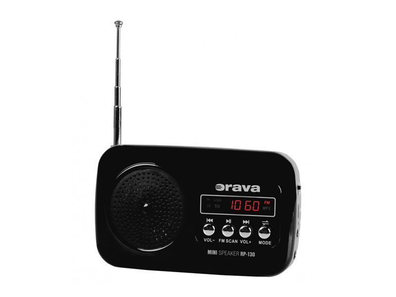 Rádio vreckový ORAVA RP-130 SHsk