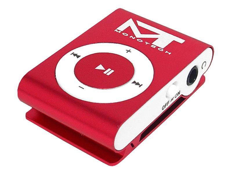 Prehrávač MP3 MonoTech PINK