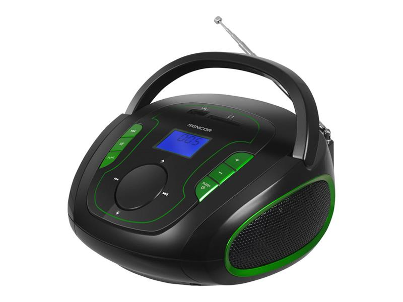 Rádio s USB/MP3 SENCOR SRD 230 BGN
