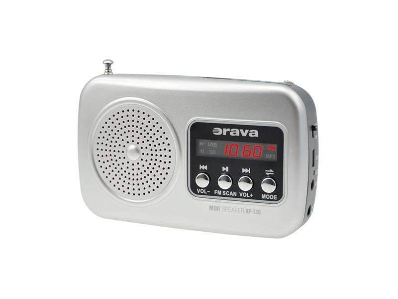 Rádio vreckový ORAVA RP-130 S