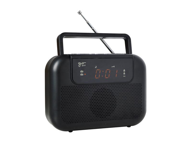 Radioprijímač GoSAT GS-M10