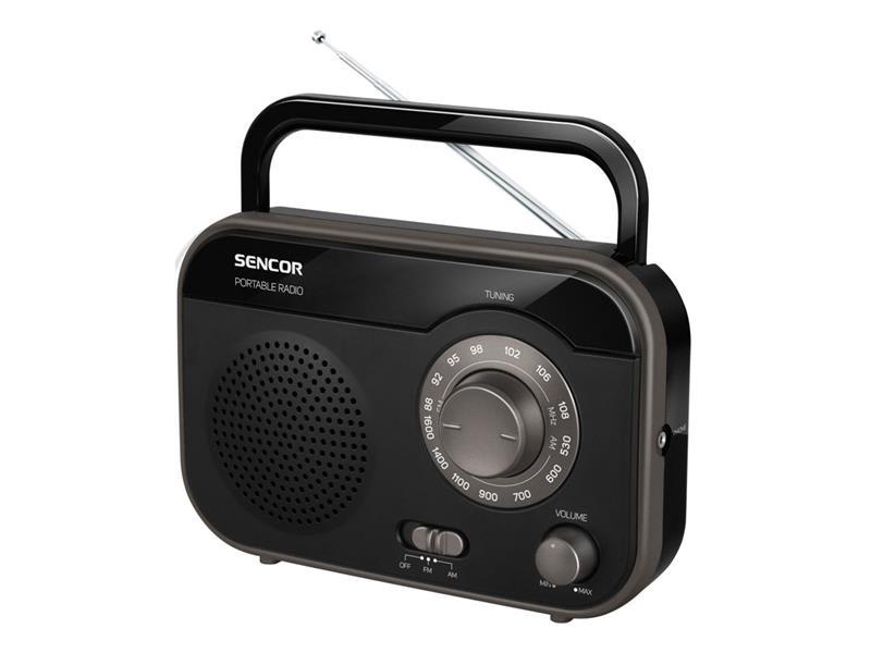 Prenosný rádioprijímač SENCOR SRD 210 B