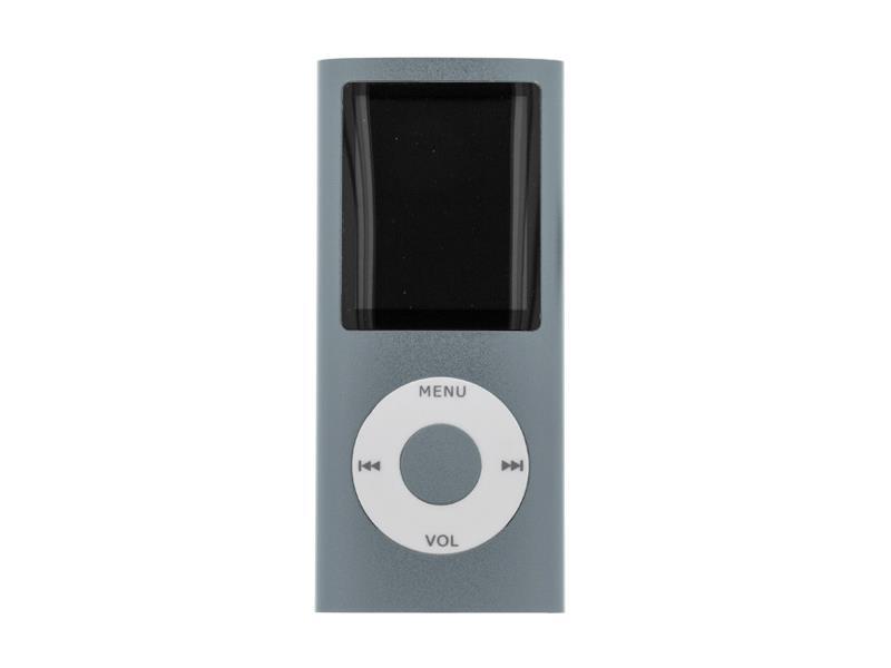 Prehrávač MP3/MP4 SETTY strieborný