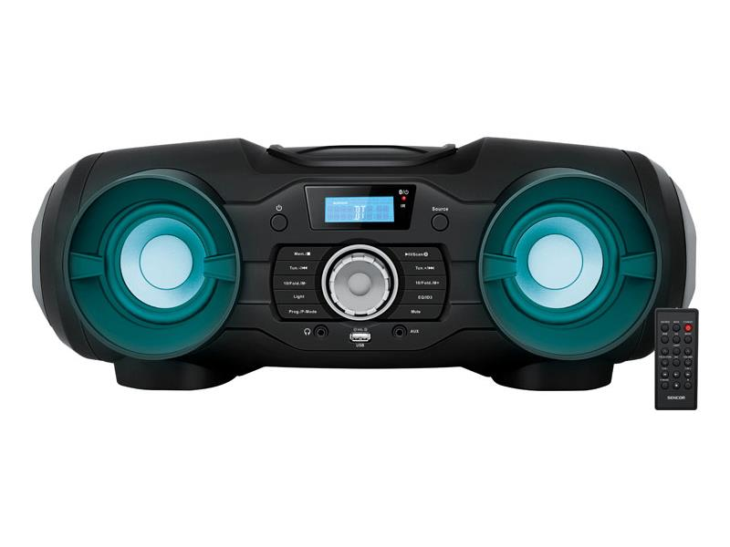 Boombox s CD/MP3/USB/BT SENCOR SPT 5800