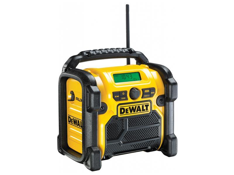 Rádio outdoorové AKU DEWALT DCR019