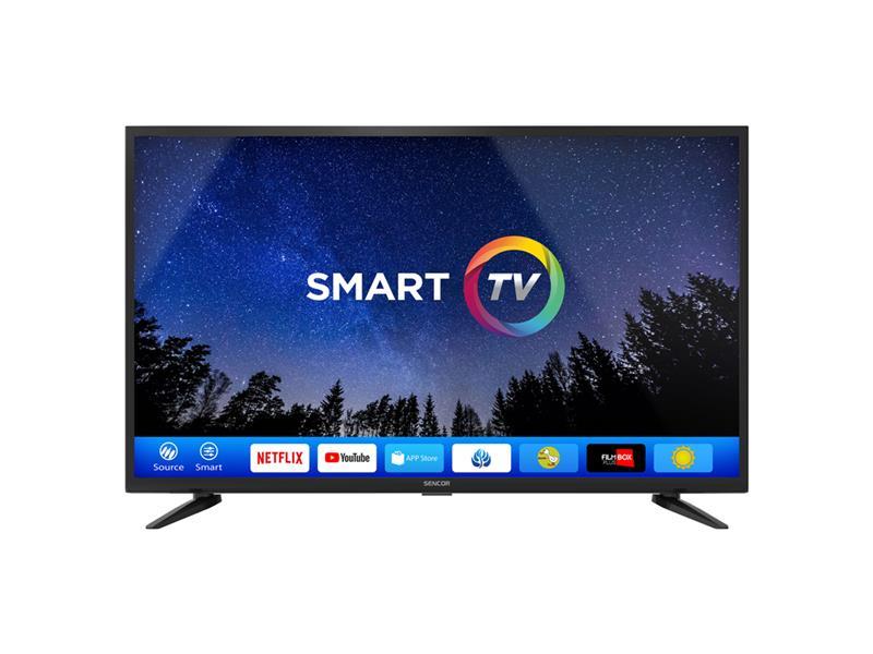 Televízor LED SENCOR SLE 43FS600TCS smart TV H.265 (HEVC) 109cm