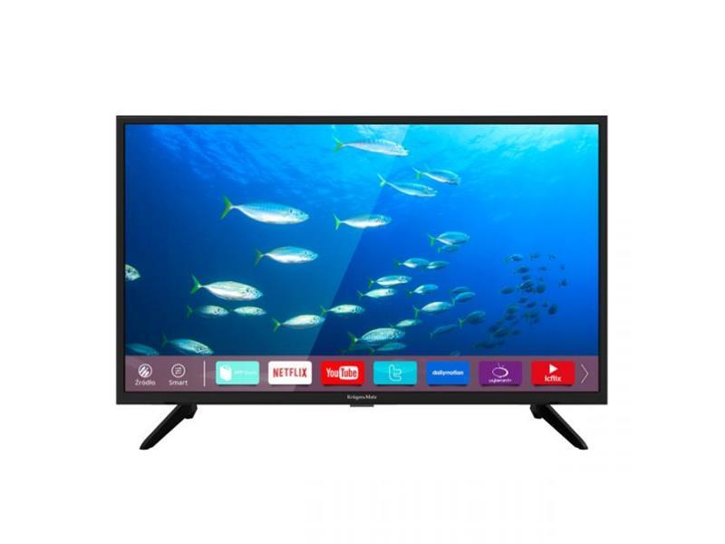 """Televizor LED KRUGER & MATZ 32"""" KM0232-S, DVB-T2 H.265 SMART TV"""