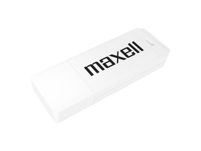 Flash disk MAXELL 32GB WHITE 854749