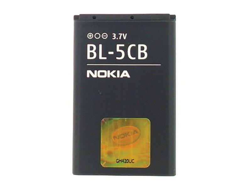 Batérie NOKIA BL-5CB 800 mAh