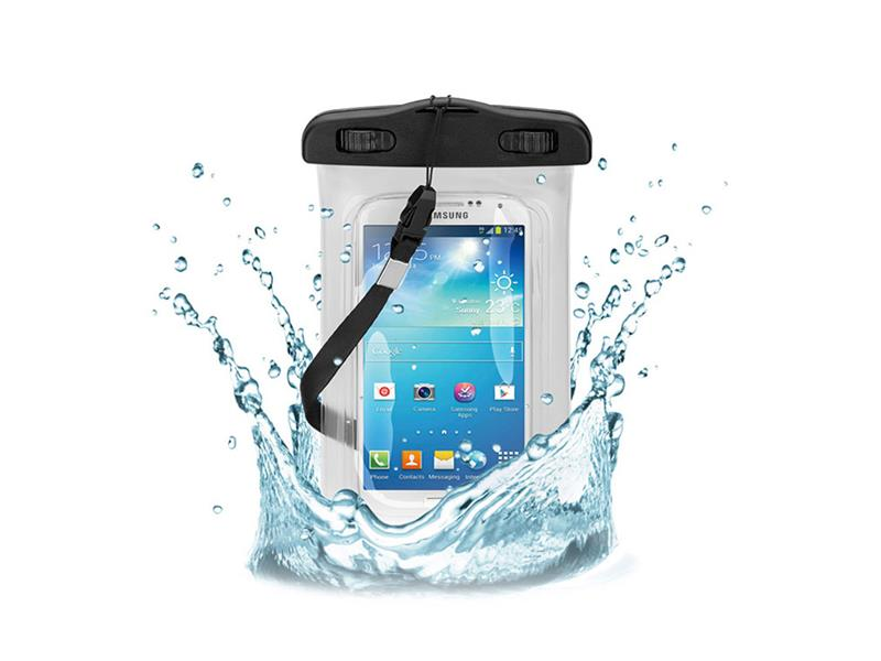 Puzdro na mobil Waterproof bag do 5´´ do 10m