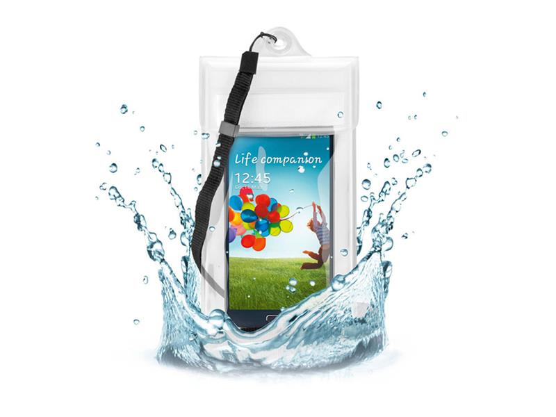 Puzdro na mobil Waterproof bag do 5´´ do 2m