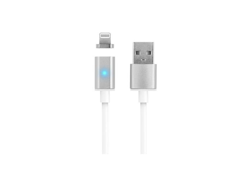 Kábel USB - LIGHTNING 1m FOREVER magnetický