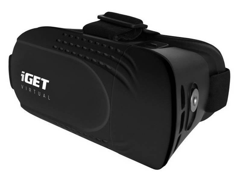 3D okuliare iGET VIRTUAL R1