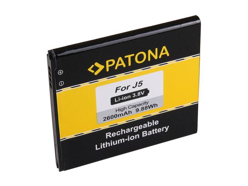 Batérie SAMSUNG GALAXY J5 2600 mAh PATONA PT3158