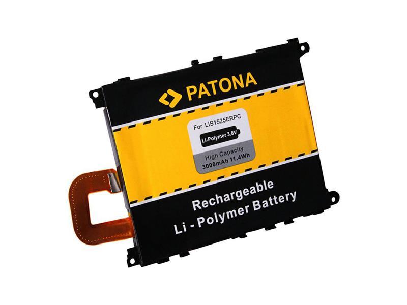 Batérie gsm SONY XPERIA Z1 LIS1525ERPC 3000mAh PATONA PT3092