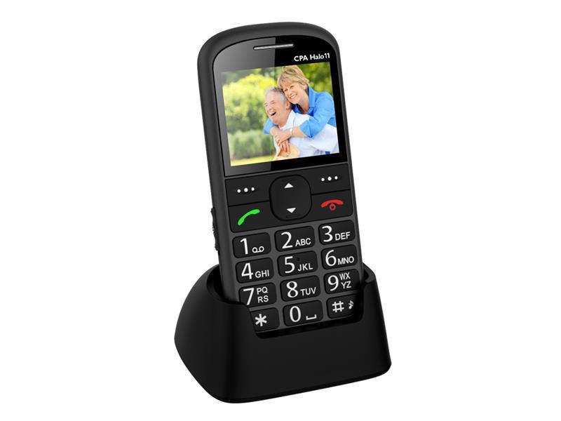 Telefón CPA HALO 11 GREY