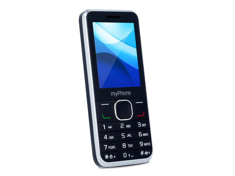 Telefón MYPHONE CLASSIC čierny