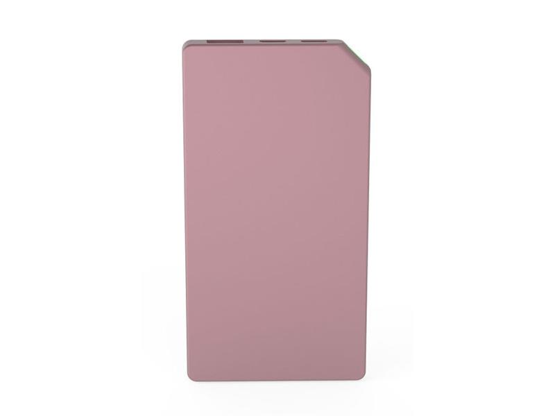 PowerBank 5000 mAh PowerCube SLIM ružová