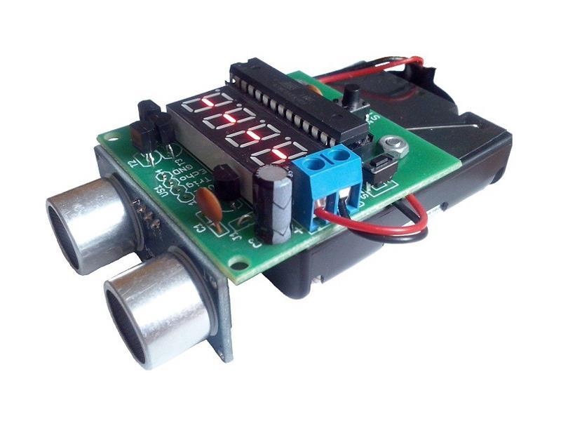 Stavebnica TIPA PT063 Ultrazvukový merač vzdialenosti