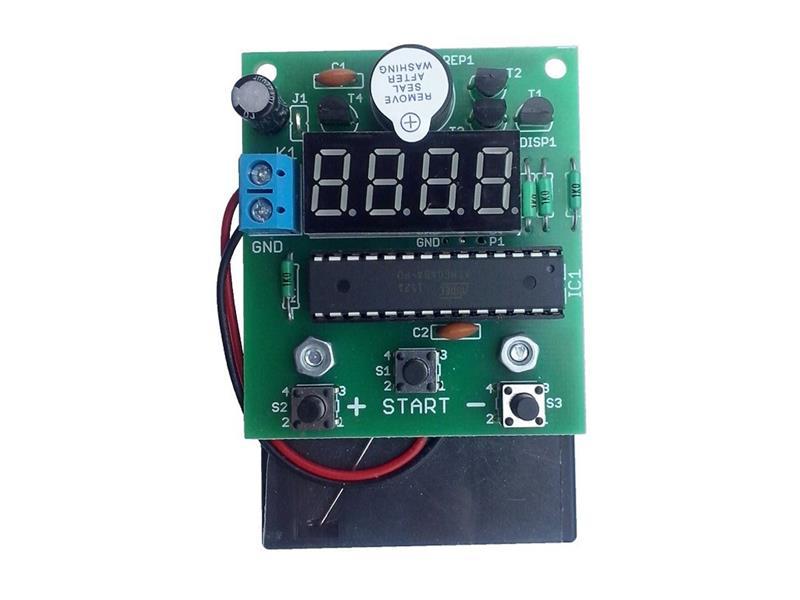 Stavebnica TIPA PT068 Elektronická minútka