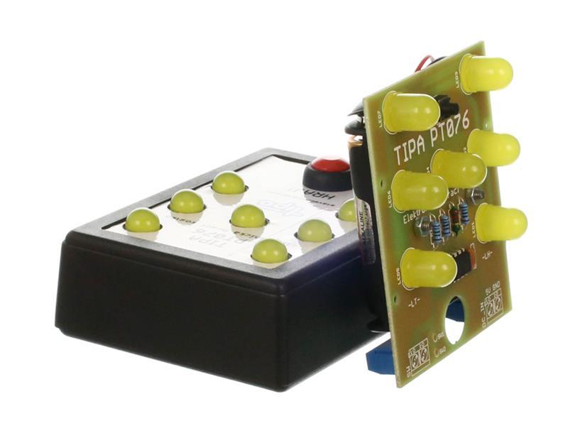 Stavebnica TIPA PT076 Elektronická hracia kocka