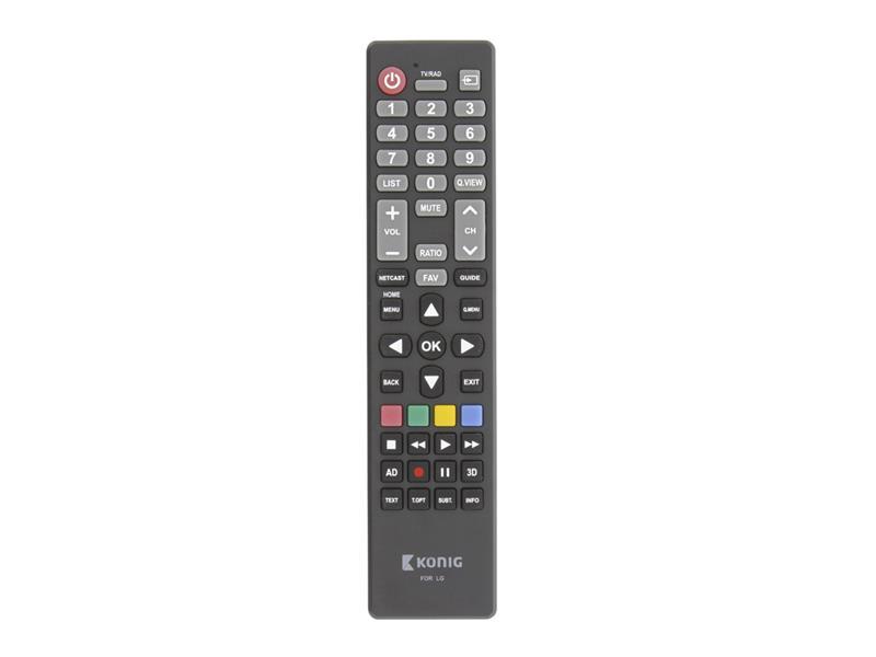 Ovládač TV LG diaľkový KÖNIG KN-RCLG