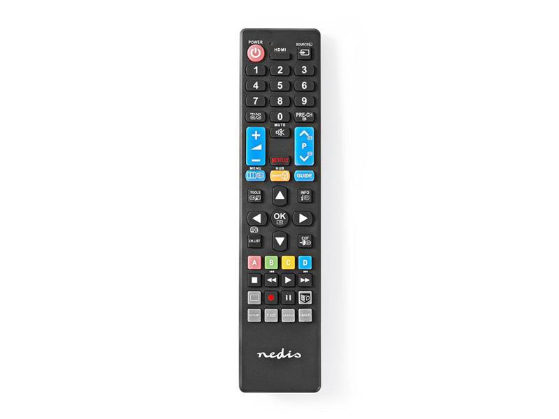 Diaľkový ovládač NEDIS TVRC41SABK pre SAMSUNG TV