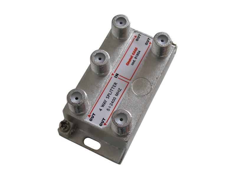 Anténní rozbočovač PV4 (4výstupy) - Emme Esse