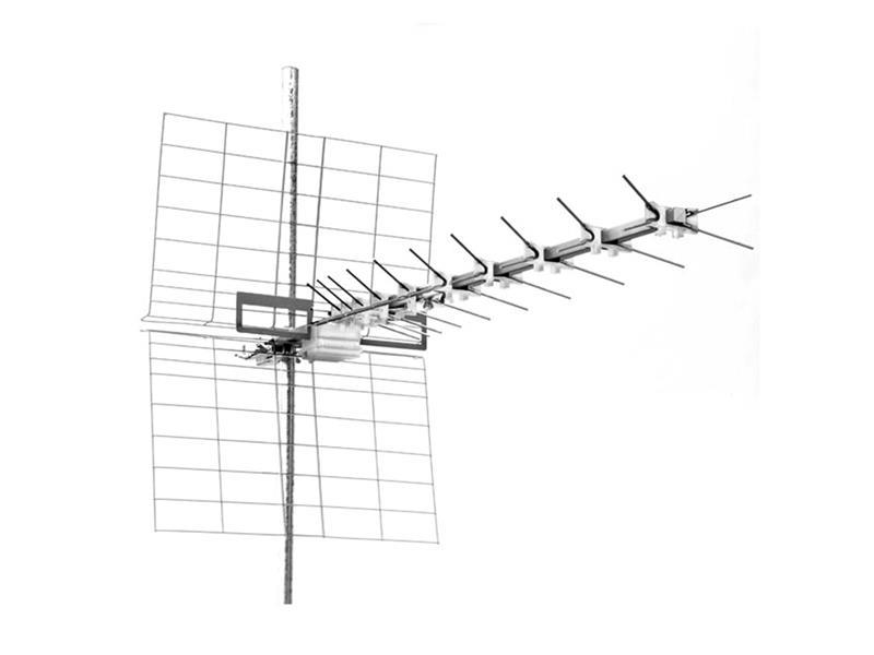 Anténa vonkajšia Emme Esse 44LX45L, k.21 až 60, LTE free, 1170mm
