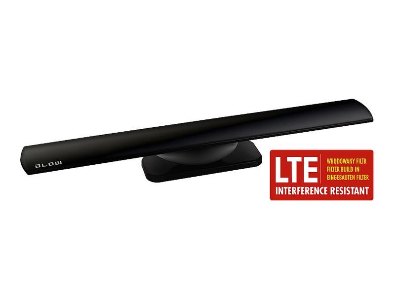 Anténa DVB-T LTE BLOW ATS13 - napájanie 12/24V do auta