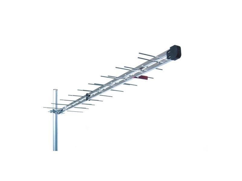 Anténa vonkajšia Emme Esse 45UC, logaritmicko-periodická, 5G LTE Free, UHF, 1305mm