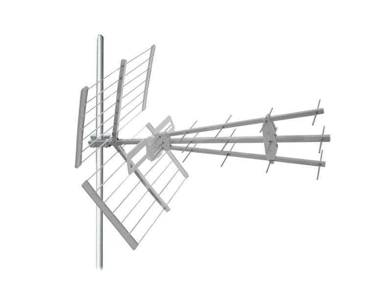 Anténa vonkajšie Emme Esse 45MBS5G, ICE 5G, k.21-48, fólie, 920mm