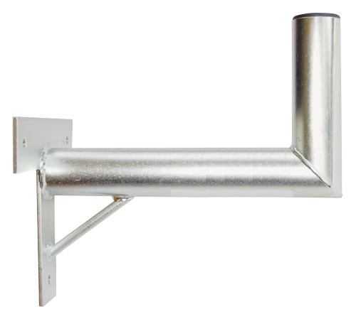 Anténny držiak 35 na stenu sa vzperou priemer 42mm výška 16cm žiar.