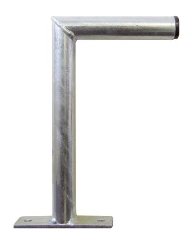 Držiak antén na stenu mini 25 priemer 28mm výška 9cm