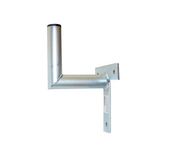 Držiak antén na stenu s krížom 15 priemer 35mm výška 12cm