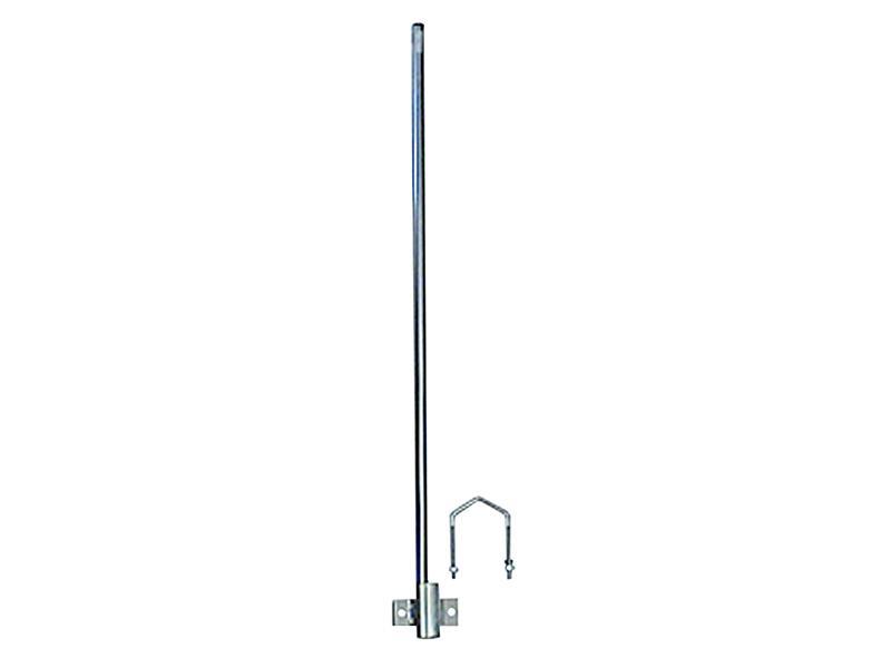 Nástavec na stožiar výška 1,2m TP 28mm žiar.