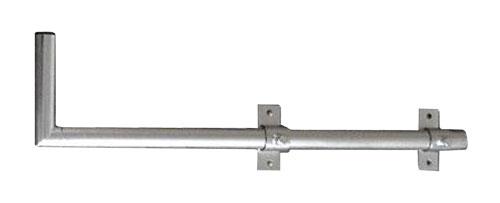 Držiak antén na balkon-na stenu 150 priemer 42mm výška 16cm žiar
