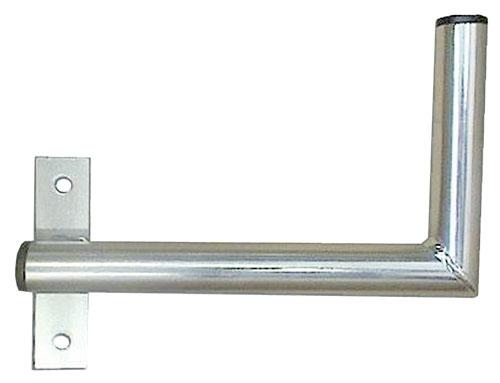 Konzola k oknu 25 ľavá priemer 28mm výška 12cm žiar.