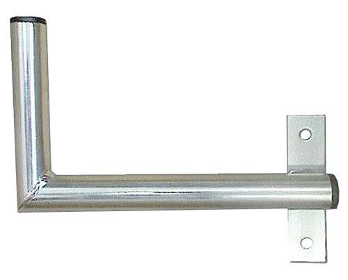 Konzola k oknu 25 pravá priemer 28mm výška 12cm žiar.