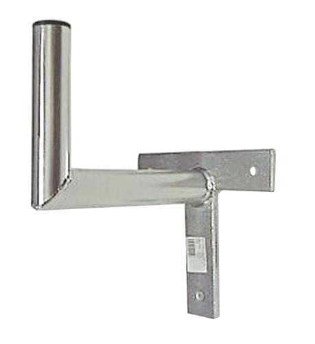 Držiak antén na stenu 25 s krížom priemer 42mm výška 26cm žiar.