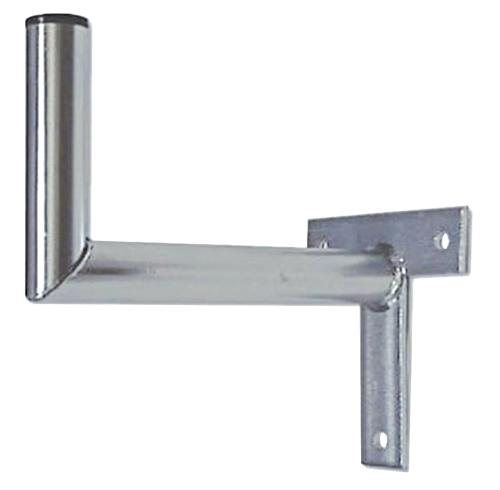 Anténny držiak 25 na stenu priemer 35mm výška 12cm žiar.