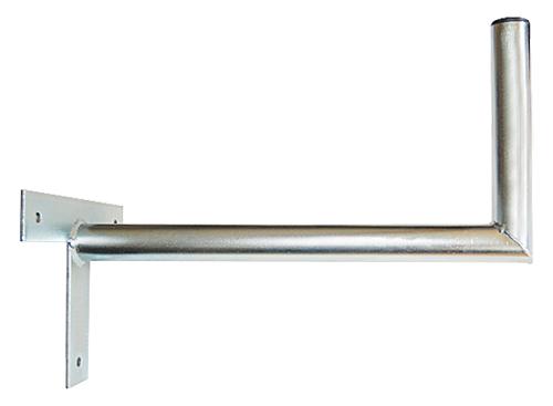 Anténny držiak 50 na stenu priemer 42mm výška 26cm