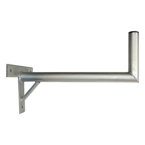 Anténny držiak 60 na stenu sa vzperou priemer 42mm výška 16cm žiar.